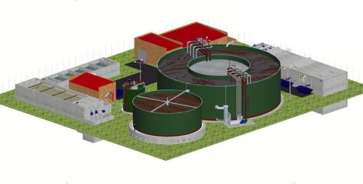 Sewage and Effluent Treatment Plants