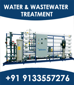 water and wastewater treatment hyderabad, india