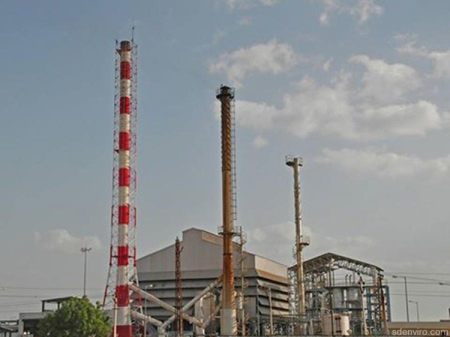 Rcc Chimney Construction : Industrial chimney