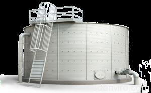 zincalume ZnAl Storage Tanks