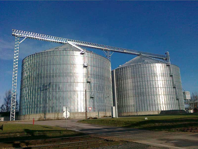 Grain Storage Silo, Grain Silo Manufacturers, steel storage silos, grain silos zincalume silos, galvanized steel silos, commercial grain storage