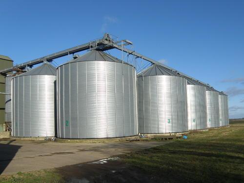 Grain Storage Silo Manufacturer