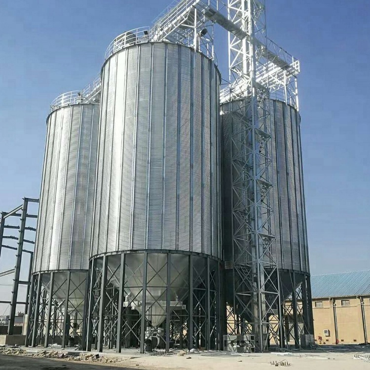 hopper bottom silo manufacturers