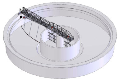 clariflocculator, clariflocculator design, clariflocculator in water treatment plant, clariflocculator working principle, clariflocculator mechanism, design of clariflocculator, clariflocculator design calculation